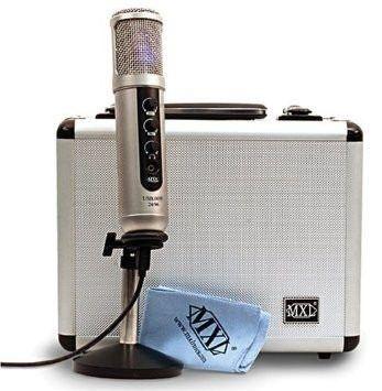 Mxl Usb009 Microfone Condensador Digital Studio Usb