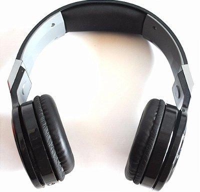 Headphone Griffin Gf 998 - Preto Com Fio