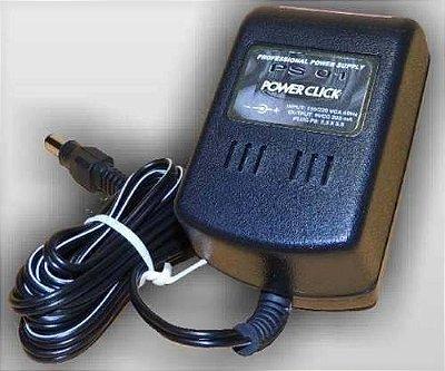 Fonte Alimentação Power Click Ps-01 Para Amplificador De Fones
