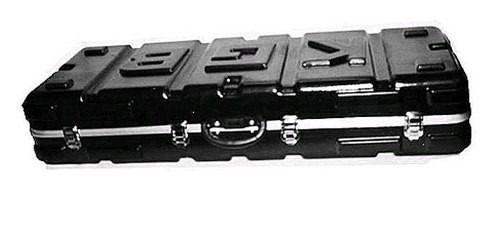 Case Para Teclado 5/8 Luxo Kgb Linha Madeira Reforçada