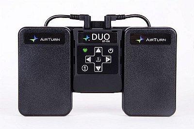 Pedal Controlador Para Tablets E Computador Duo Airturn