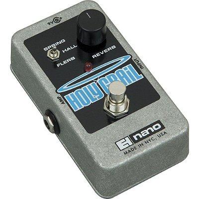Pedal Para Guitarra Electro-harmonix Holy Grail Nano