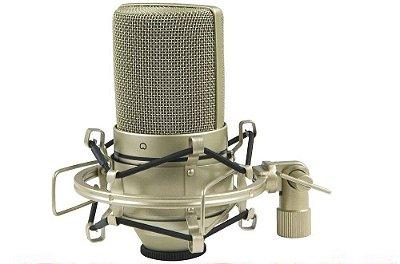 Microfone Condensador Para Estudio Mxl 990s