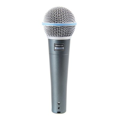 Microfone Mão Profissional Shure Beta 58 A