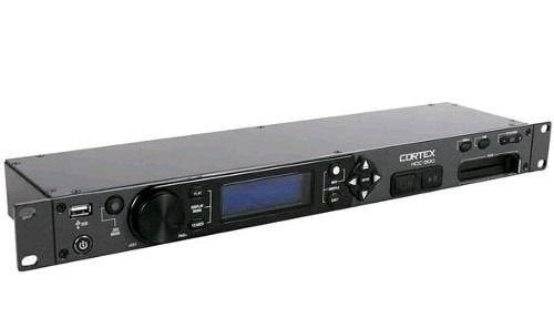 Controlador De Audio Digital Cortex Hdc500 Usb Dj