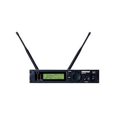 Receptor Sem Fio Uhf 1400 Frequências Shure Ulxp4 - M1