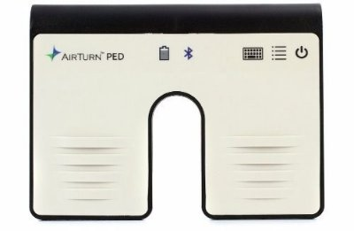 Airturn Ped Controlador Bluetooth Para Smart Ready Mac Ipad