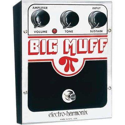Pedal Para Guitarra Electro-harmonix Big Muff Pi Usa