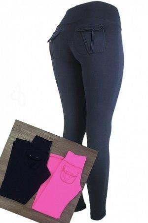 LEGGING FITNESS POCKET BRO FITWEAR