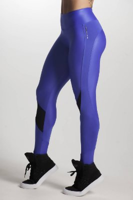 CALÇA LEGGING ECLIPSE ROYAL BRO FITWEAR