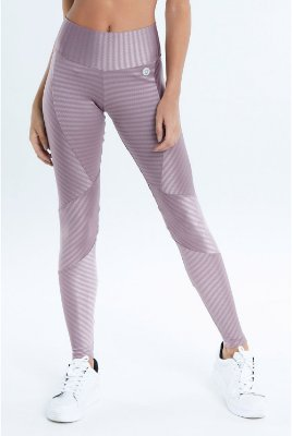 Legging Cirre com Recortes Fashion Bro Fitwear