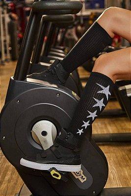 Meião Fitness Personalizado Estrela Bro Fitwear