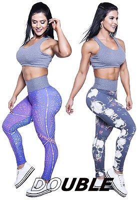 Calça Legging Double Power Lipsoul Girls