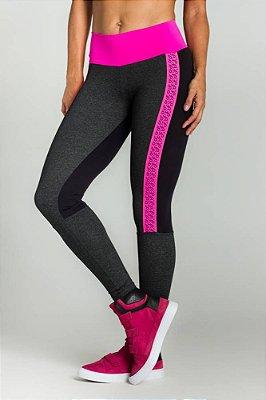 Calça Legging Pink Bro Fitwear
