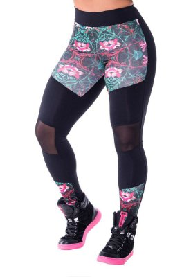 Legging 3370 Flower Power Lipsoul Girls