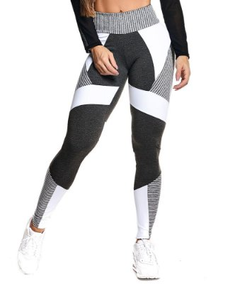 Legging Active Strappys Branco Let's Gym