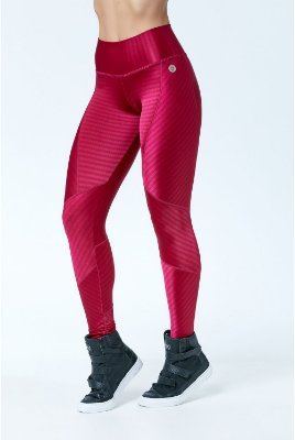 Legging Fashion Rosa Bro Fitwear