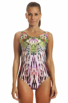 BODY COCAR FLORAL TRILOBAL BRO FITWEAR