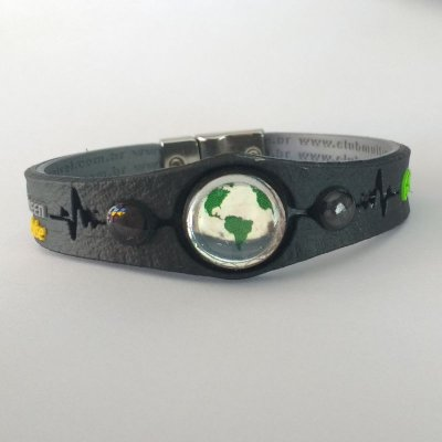 Eletric Green - Pulseira Quântica Magnética Clube Multinível