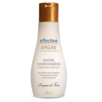 Argan Emulsão Condicionadora 240ml
