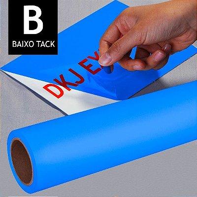 Máscara de transferência azul baixo tack 50 cm ou 100 cm de largura