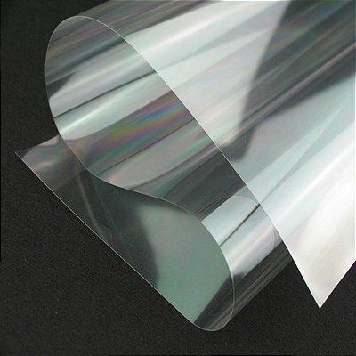 D600 C - Vinil adesivo transparente 122 cm de largura