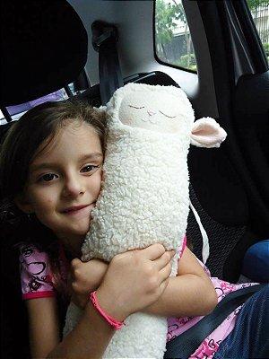 Almofada Cinto de Segurança Ovelha