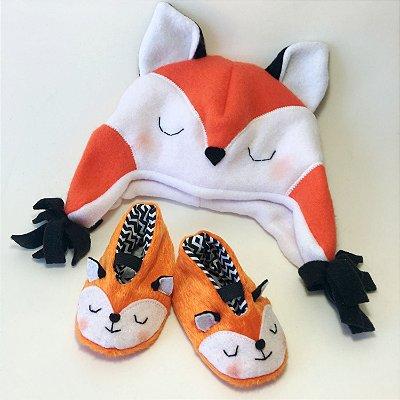 Kit Baby Raposinha