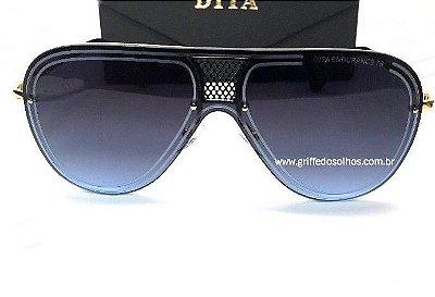Óculos Aviador Dita Endurence - Azul Degrade