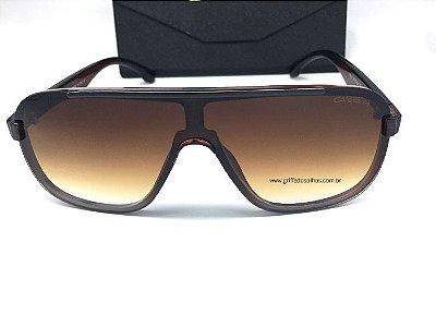 Oculos de Sol Carrera Masculino - Acetato  Marrom