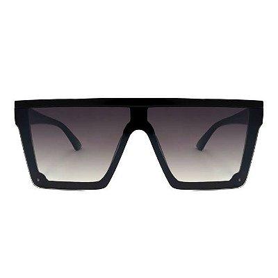 Óculos de Sol  Quadrado Preto / Unissex