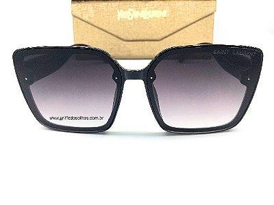 Óculos Clássico Saint Laurent  Preto
