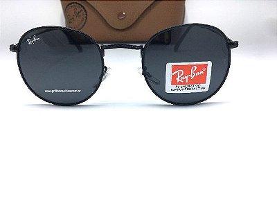 Óculos de Sol Ray Ban RB3447  Round Flash Lenses