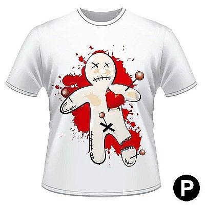 Camiseta criativa - Voodoo
