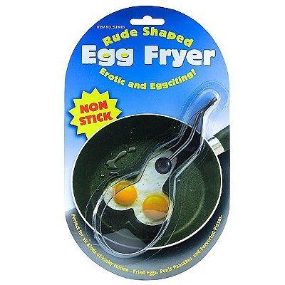 Egg Fryer - Forma em formato de espermatozóide
