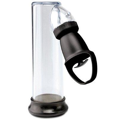Bomba Peniana Manual Sure-Grip Power Pump Coleção Pump Worx