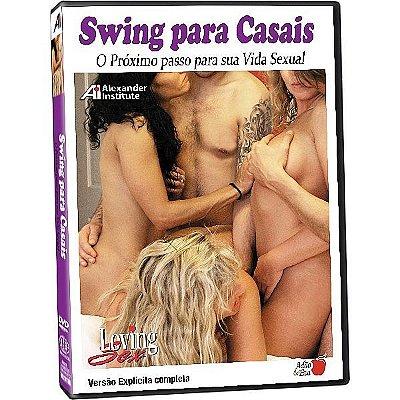 Dvd - Swing para Casais - O Próximo passo para sua Vida Sexual - Loving Sex