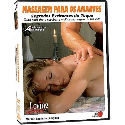 Dvd - Massagem para os Amantes - Loving Sex