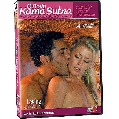 Dvd - O Novo Kama Sutra - O Guia Indispensável Para Os Amantes - Loving Sex