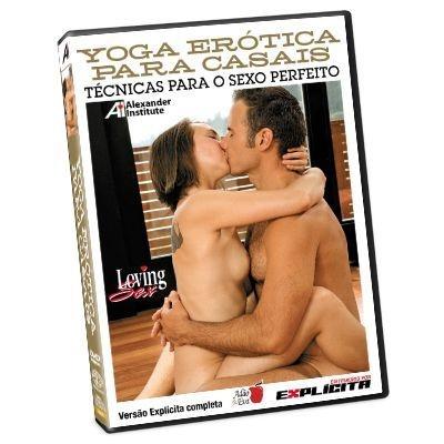 DVD - Yoga Erótica para Casais - Loving Sex