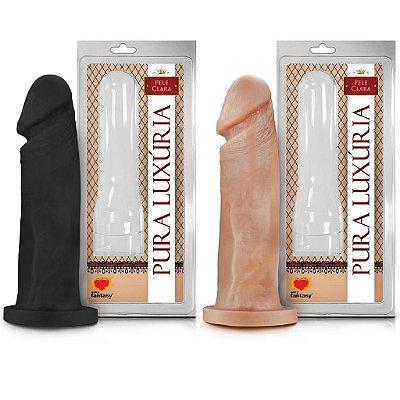 Prótese maciça 18 x 4,5cm Sexy Fantasy