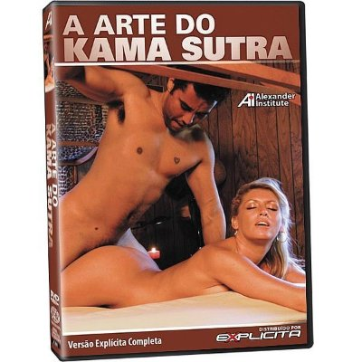 DVD - A Arte do Kama Sutra - Loving Sex
