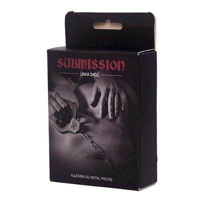 ALGEMA METAL BLACK SUBMISSION SEXY FANTASY