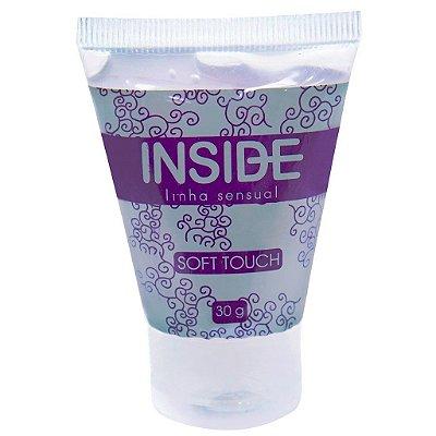 Soft Touch Lubrificante Siliconado 30g Inside