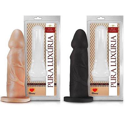Prótese maciça 14,8 x 3,8cm Sexy Fantasy
