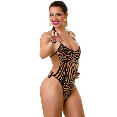 Fantasia Body Tigresa - PlayGirl