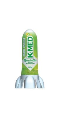 Gel Sensual para Massagem Beijável Rocketts Menta Refrescante K-MED