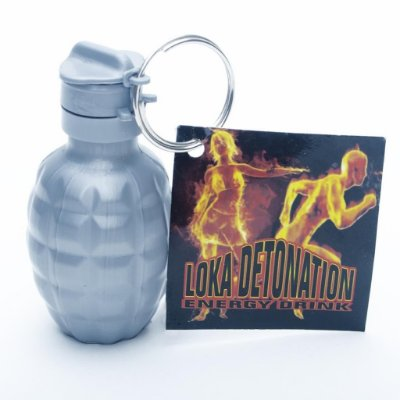 LOKA DETONATION ENERGY DRINK 20ML LOKA SENSAÇÃO