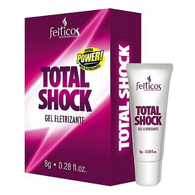 Total shock excitante 8g Feitiços