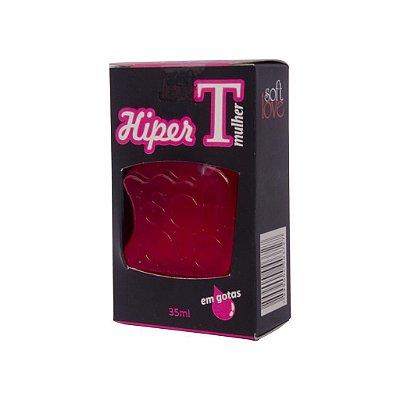 Hiper tesão mulher gotas 35ml Soft Love